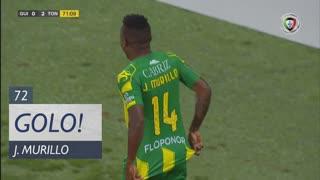 GOLO! CD Tondela,  aos 72', Vitória SC 0-2 CD Tondela