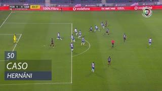 FC Porto, Caso, Hernâni aos 50'