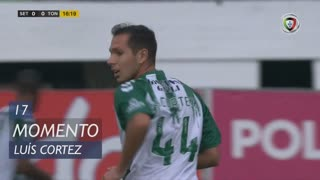 Vitória FC, Jogada, Luís Cortez aos 17'