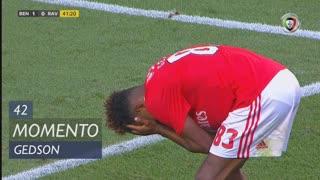 SL Benfica, Jogada, Gedson aos 42'