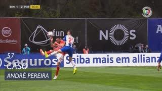 FC Porto, Caso, André Pereira aos 57'