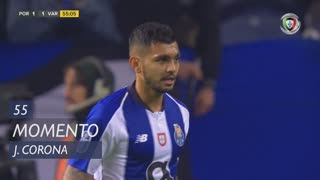 FC Porto, Jogada, J. Corona aos 55'