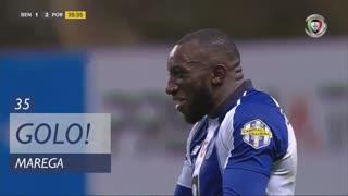 GOLO! FC Porto, Marega aos 35', SL Benfica 1-2 FC Porto