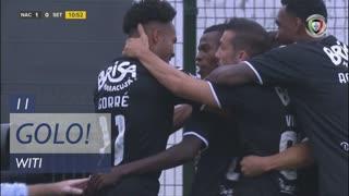 GOLO! CD Nacional, Witi aos 11', CD Nacional 1-0 Vitória FC