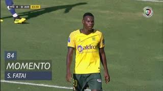 FC P.Ferreira, Jogada, S. Fatai aos 84'