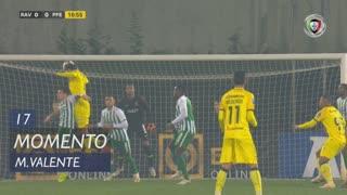 FC P.Ferreira, Jogada, Marcos Valente aos 17'