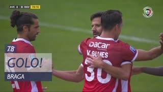 GOLO! CD Aves, Braga aos 78', CD Aves 2-0 Rio Ave FC