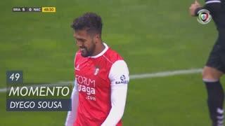 SC Braga, Jogada, Dyego Sousa aos 49'