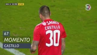 SL Benfica, Jogada, Castillo aos 67'