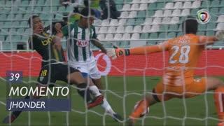Vitória FC, Jogada, Jhonder aos 39'