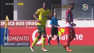 FC P.Ferreira, Jogada, Bruno Santos aos 7'