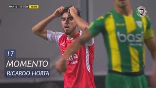 SC Braga, Jogada, Ricardo Horta aos 17'