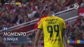 FC P.Ferreira, Jogada, Douglas Tanque aos 84'