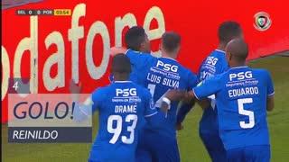 GOLO! Belenenses, Reinildo aos 4', Belenenses 1-0 FC Porto
