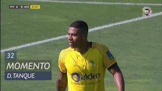 FC P.Ferreira, Jogada, Douglas Tanque aos 32'