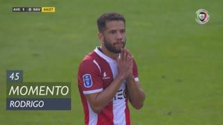 CD Aves, Jogada, Rodrigo aos 45'