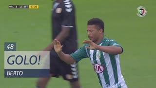 GOLO! Vitória FC, Berto aos 48', CD Nacional 3-2 Vitória FC