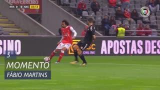 SC Braga, Jogada, Fábio Martins aos 5'