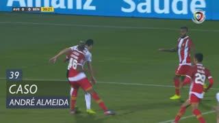 SL Benfica, Caso, André Almeida aos 39'