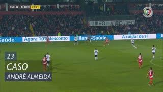 SL Benfica, Caso, André Almeida aos 23'