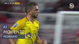 FC P.Ferreira, Jogada, Pedrinho aos 63'