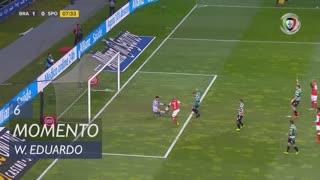 SC Braga, Jogada, Wilson Eduardo aos 6'