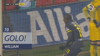 GOLO! GD Chaves, William aos 70', GD Chaves 2-1 Varzim SC