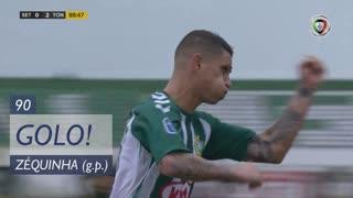 GOLO! Vitória FC, Zequinha aos 90', Vitória FC 1-2 CD Tondela