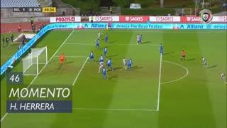 FC Porto, Jogada, H. Herrera aos 46'