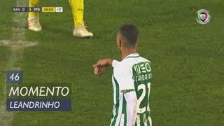 Rio Ave FC, Jogada, Leandrinho aos 45'+1'