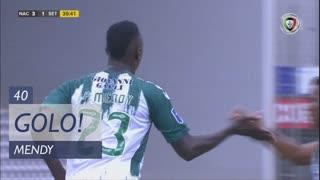 GOLO! Vitória FC, Mendy aos 40', CD Nacional 3-1 Vitória FC