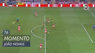 SC Braga, Jogada, João Novais aos 76'