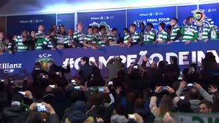 FC Porto - Sporting CP: Festa final
