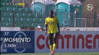 FC P.Ferreira, Jogada, S. Fatai aos 37'