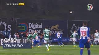 FC Porto, Caso, Fernando aos 72'