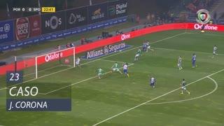 FC Porto, Caso, J. Corona aos 23'