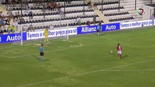 Farense - FC Penafiel, Desempate por Penáltis