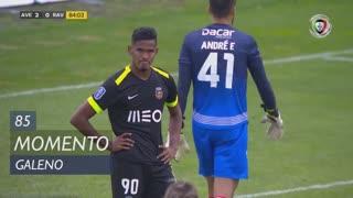 Rio Ave FC, Jogada, Galeno aos 85'