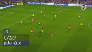 SL Benfica, Caso, João Félix aos 15'