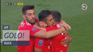 GOLO! SL Benfica, Rafa aos 49', SL Benfica 2-0 Rio Ave FC