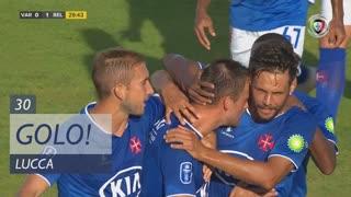 GOLO! Belenenses SAD, Lucca aos 30', Varzim SC 0-1 Belenenses SAD