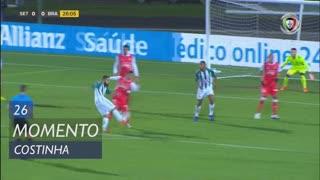 Vitória FC, Jogada, Costinha aos 26'