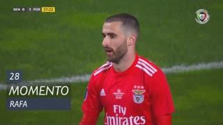 SL Benfica, Jogada, Rafa aos 28'