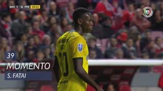 FC P.Ferreira, Jogada, S. Fatai aos 39'
