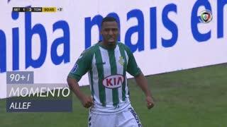 Vitória FC, Jogada, Allef aos 90'+1'