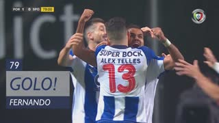 GOLO! FC Porto, Fernando aos 79', FC Porto 1-0 Sporting CP