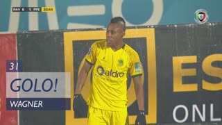 GOLO! FC P.Ferreira, Wagner aos 31', Rio Ave FC 0-1 FC P.Ferreira