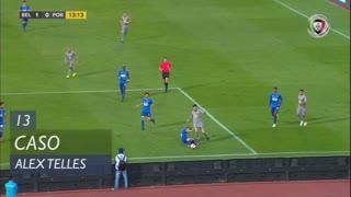 FC Porto, Caso, Alex Telles aos 13'