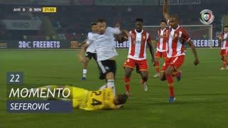 SL Benfica, Jogada, Seferovic aos 22'