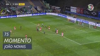 SC Braga, Jogada, João Novais aos 75'